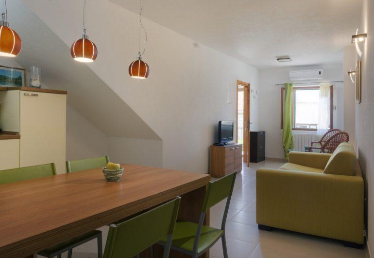 apartment brela - apartment in brela - apartment anda - brela center apartment