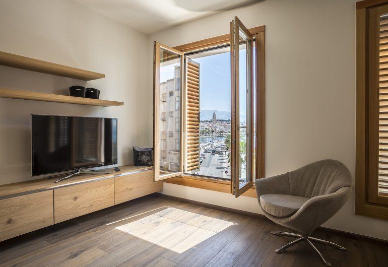 Luxury retreat apartment in split dream in dalmatia for The retreat luxury apartments