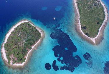 Blue Lagoon From Split