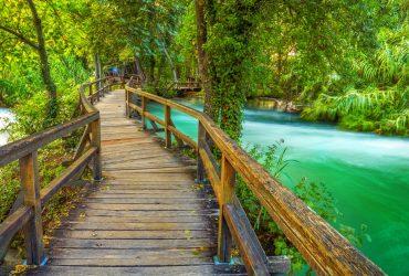 plitvice lakes from split dream in dalmatia