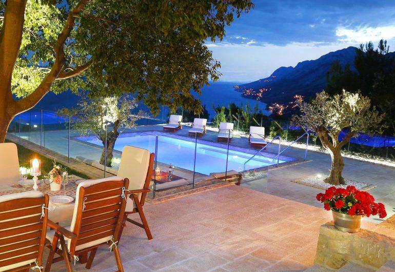 Holiday Home Brela - Villa in Brela - Villa with pool Brela - Villa Miscic Brela