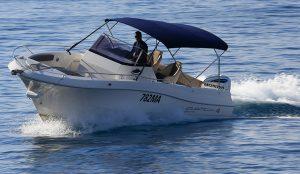 rent a boat brela - atlantic 750